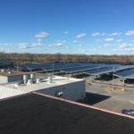 GE Installs 2.26 MW Solar Carport At Upstate New York Campus