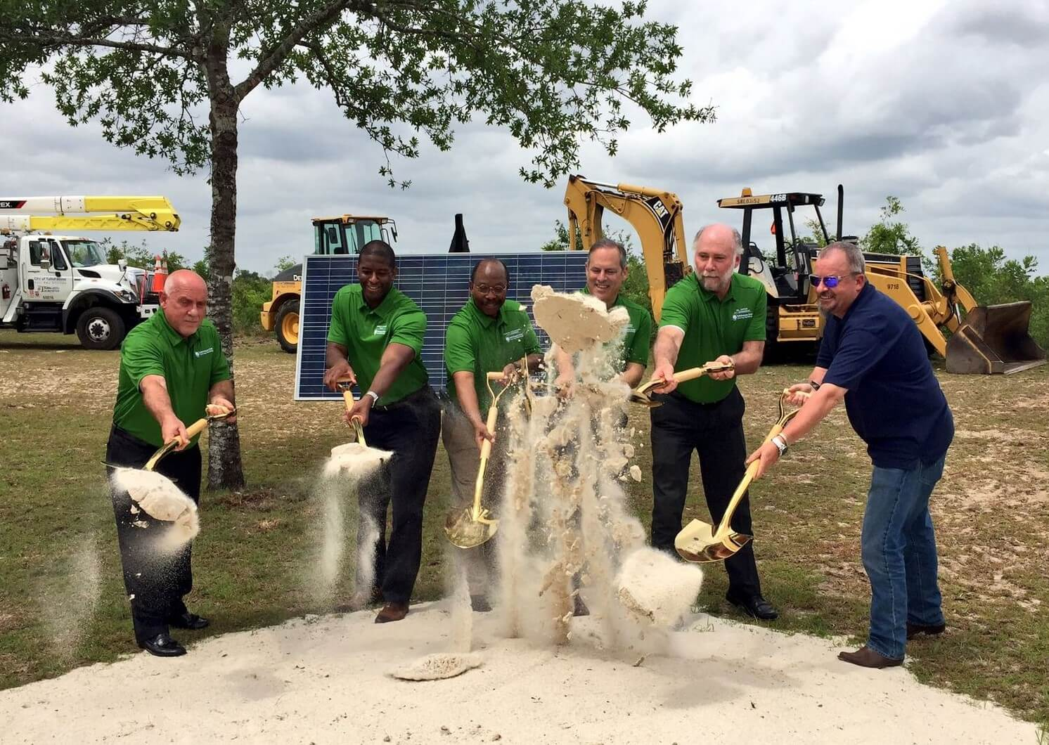 Origis-Florida Origis Breaks Ground On 20 MW Tallahassee Solar Project