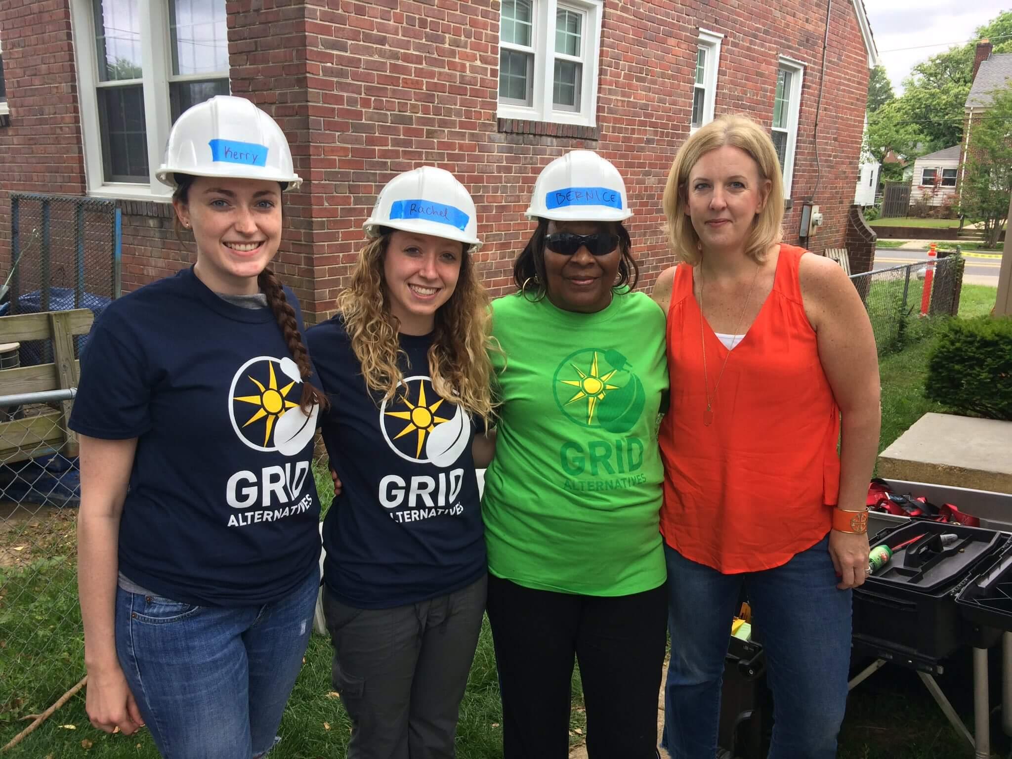 SEIA-1 GRID Alternatives, SEIA Kick Off Women In Solar Program