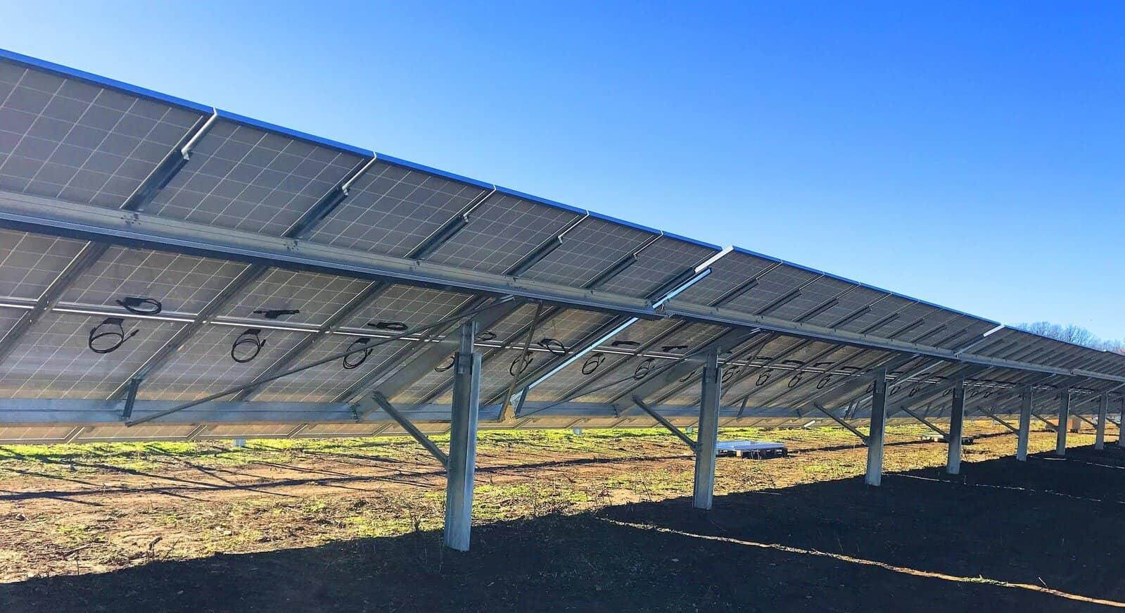 Solar_FlexRack Solar FlexRack Supplies SunShare Projects In Minnesota