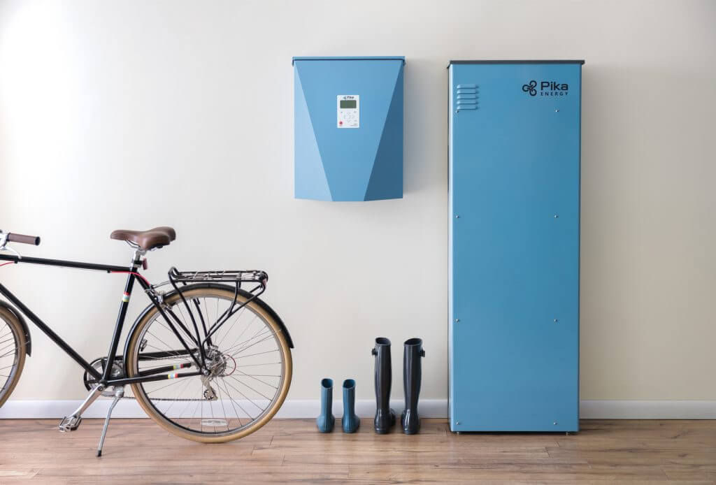 Panasonic And Pika Energy Partner On Harbor Smart Battery
