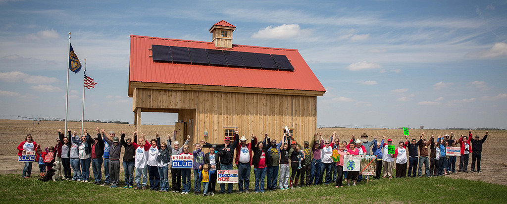 34903591504_63ea65cf46_b-1024x412 Groups Launch 'Solar XL' Campaign Against Keystone XL Pipeline