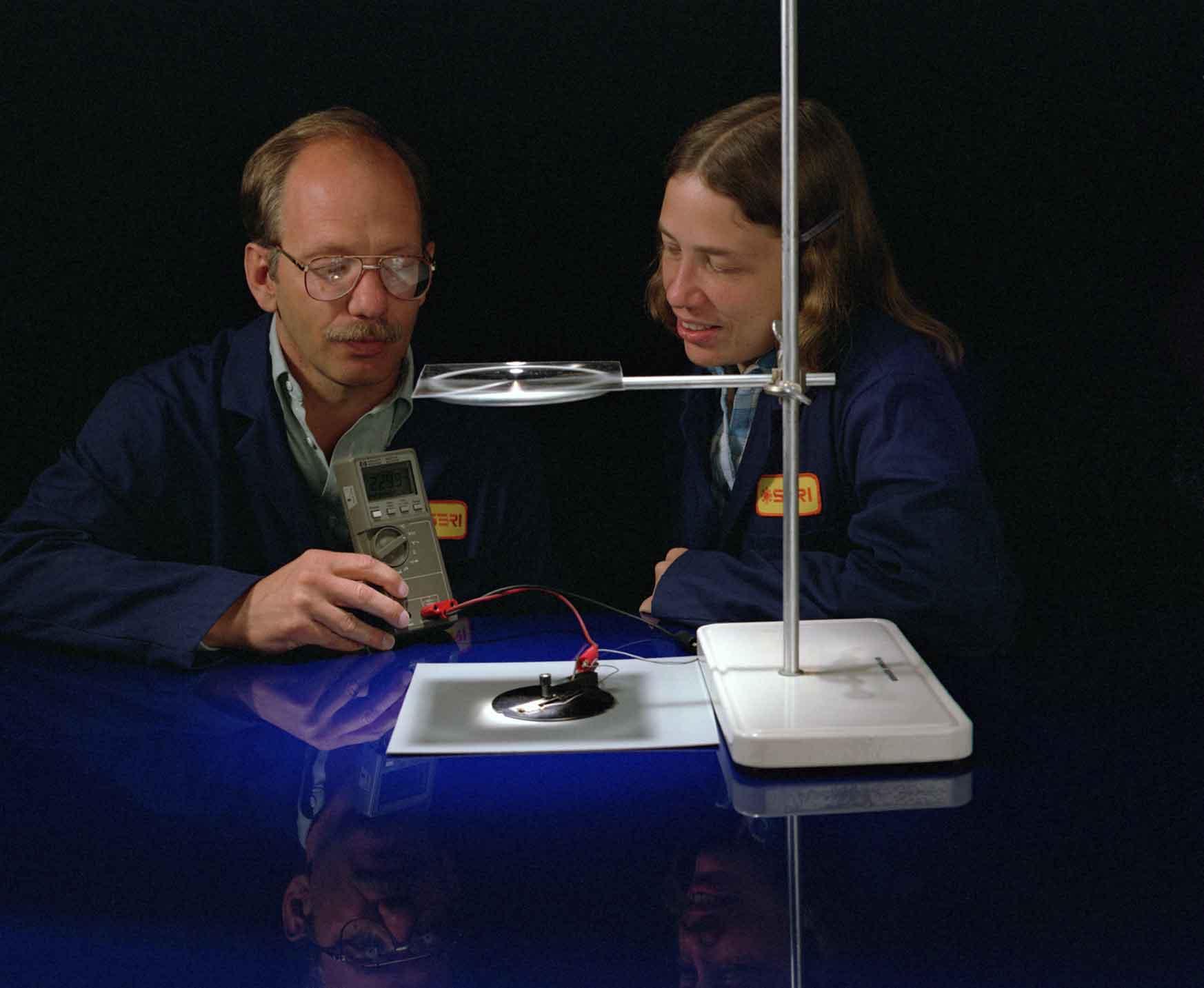NREL-1 National Lab Marks 40 Years Of Solar Innovation