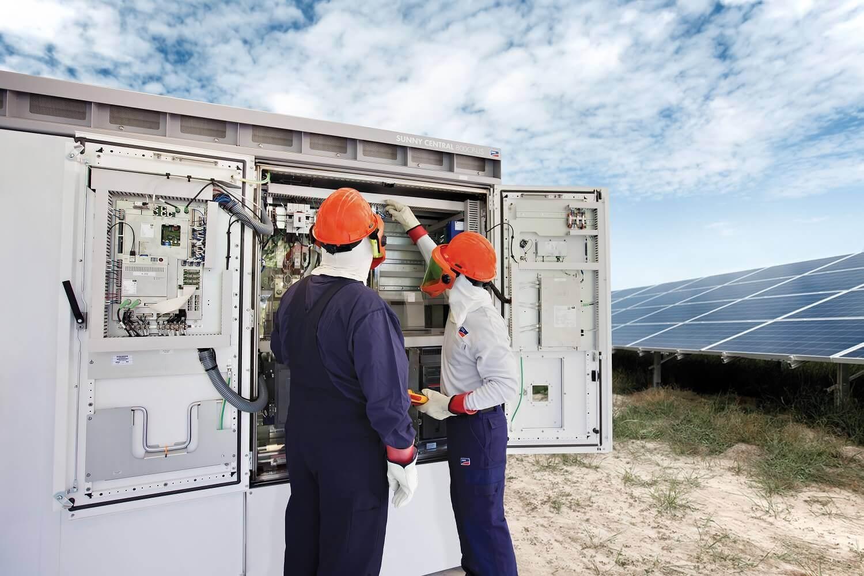 SMA-OM-services SMA America Inks Maintenance Agreement With Cypress Creek For Solar Portfolio