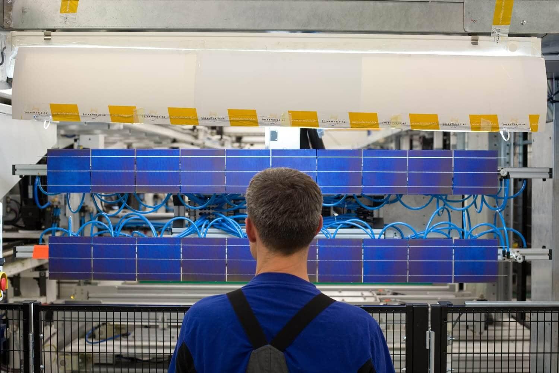 SolarWorld-AG Germany's SolarWorld Starts Anew, U.S. Arm Provides Update