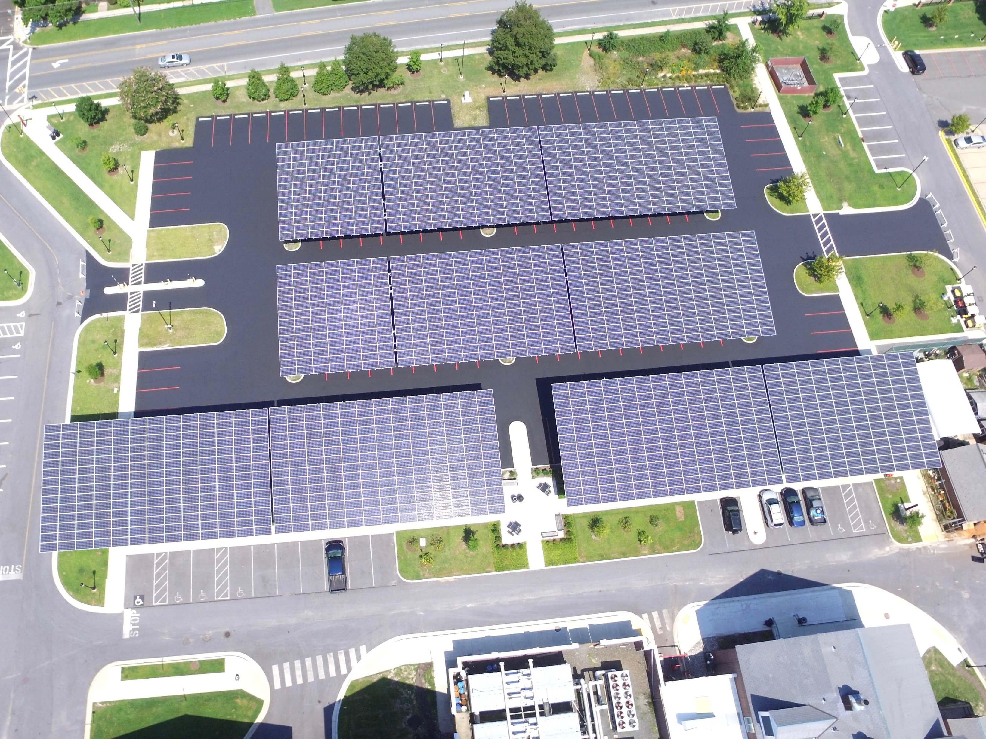 Maryland-based ... & Salisbury University Completes Solar Canopy Project - Solar Industry