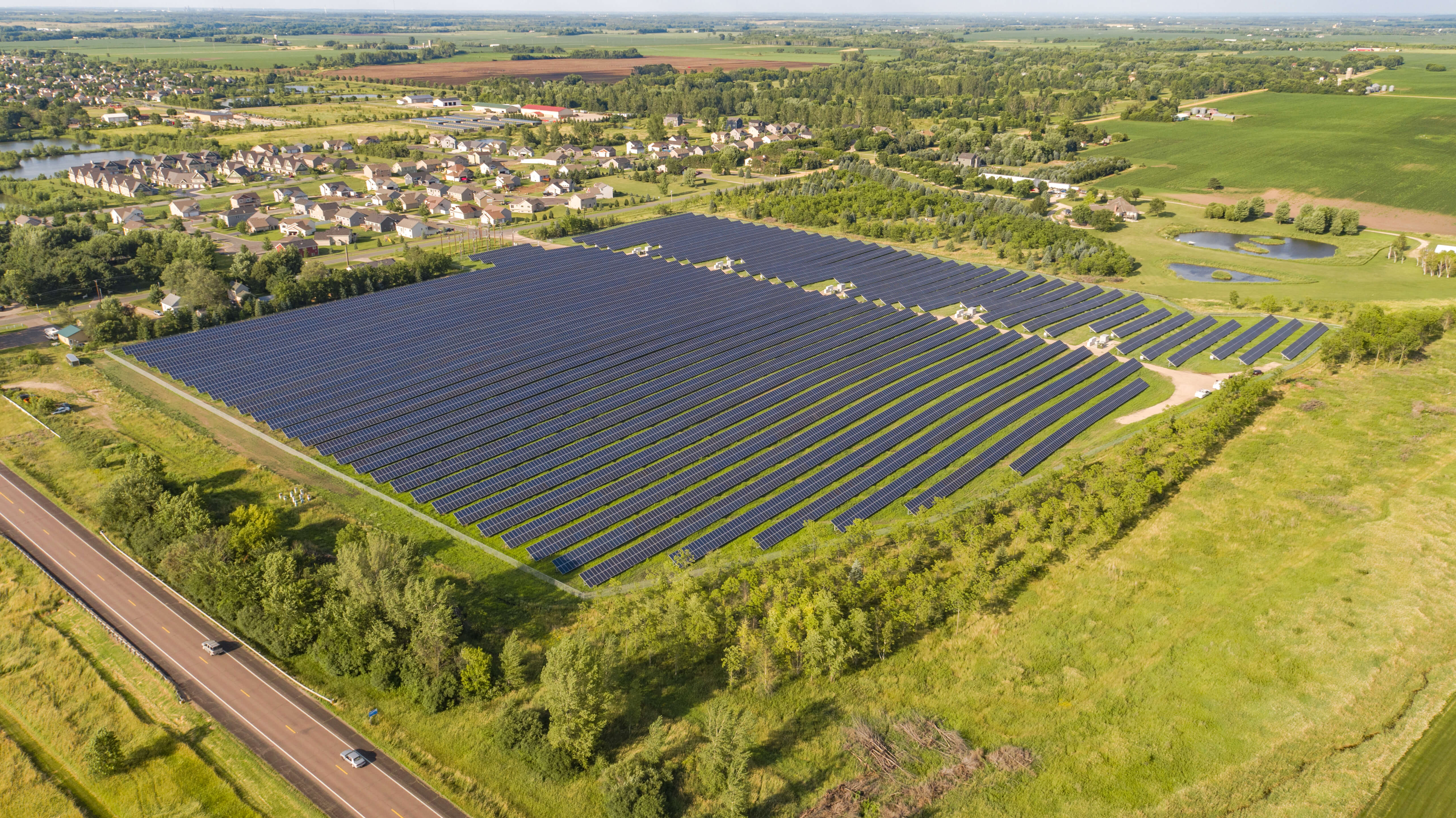 Xcel Energy S Solar Rewards Community Program Now Has 40 Active Gardens Delivering More Than 100 Mw Of Clean Renewable To Minnesota
