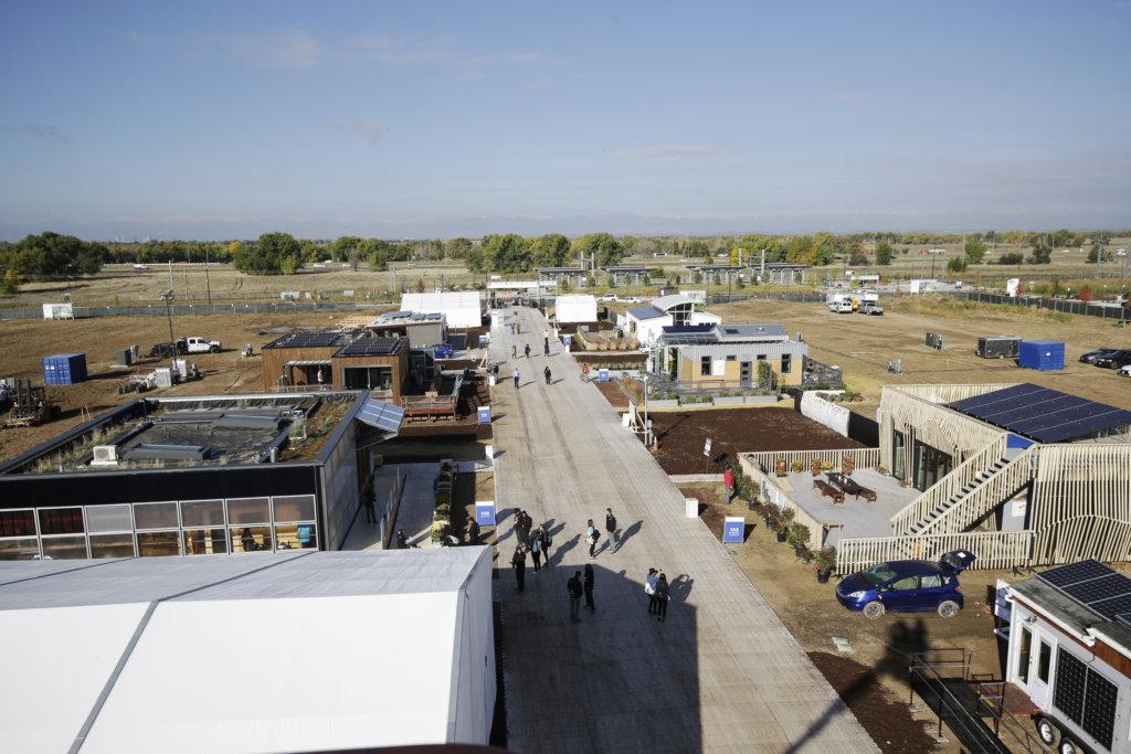 Solar Decathlon 2017 Kicks Off In Denver