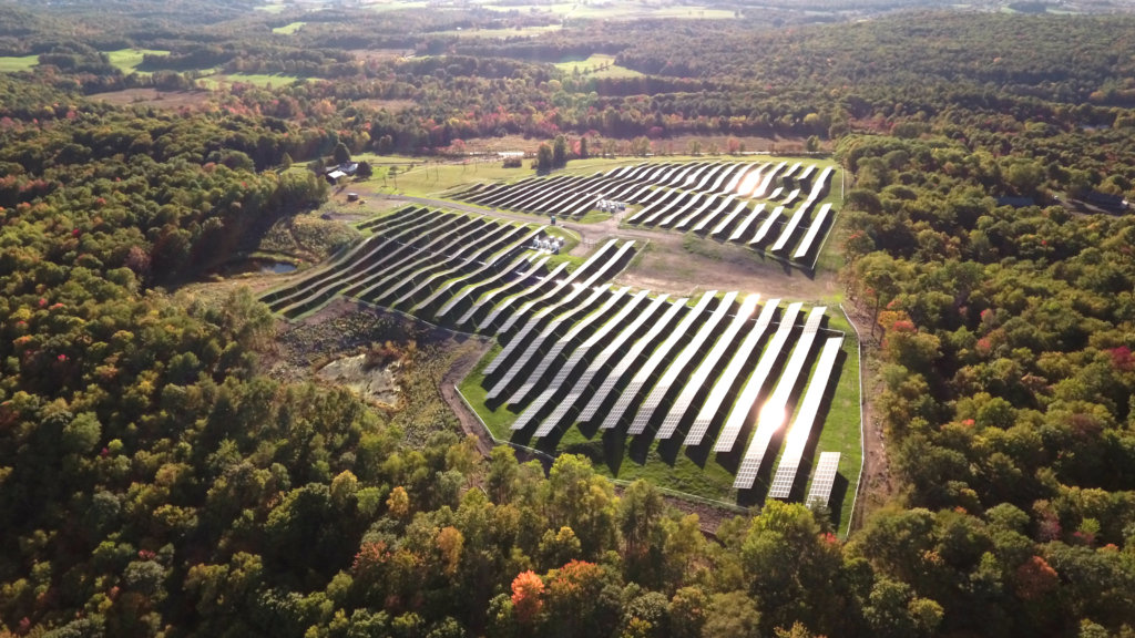 N.Y. Claims Country's Largest Solar Project Dedicated To A Ski Resort