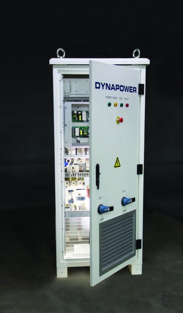 Dynapower Deploys First DPS-250 DC-To-DC Converters