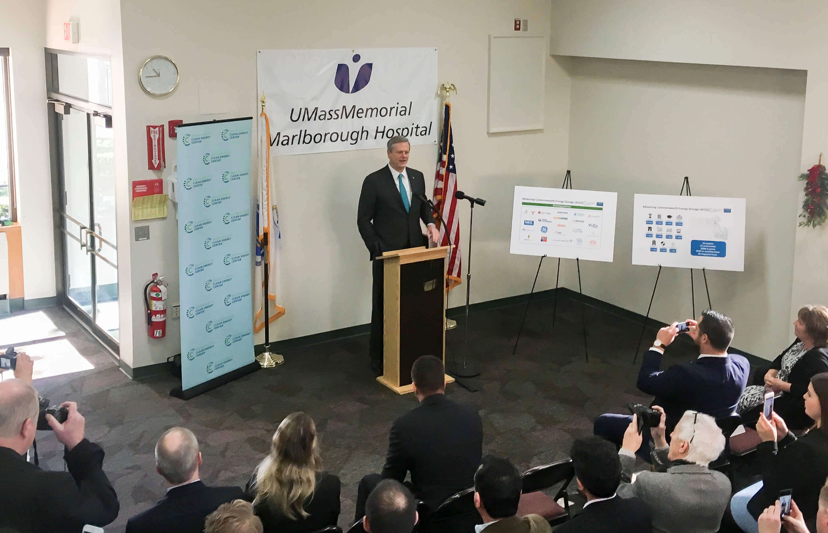Machusetts Baker Polito Administration Has Awarded 20 Million In Grants To 26 Energy Storage Projects The State