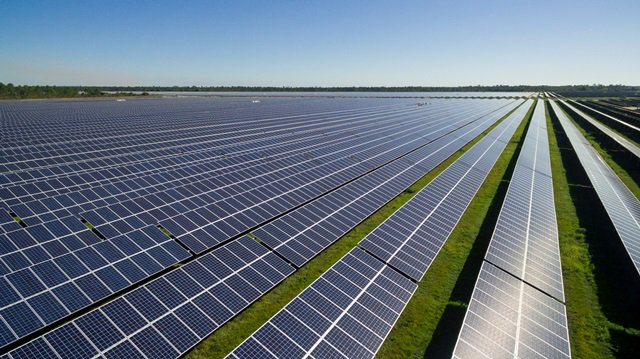 Fpl completes four solar farms shutters coal plant for Solar ranch
