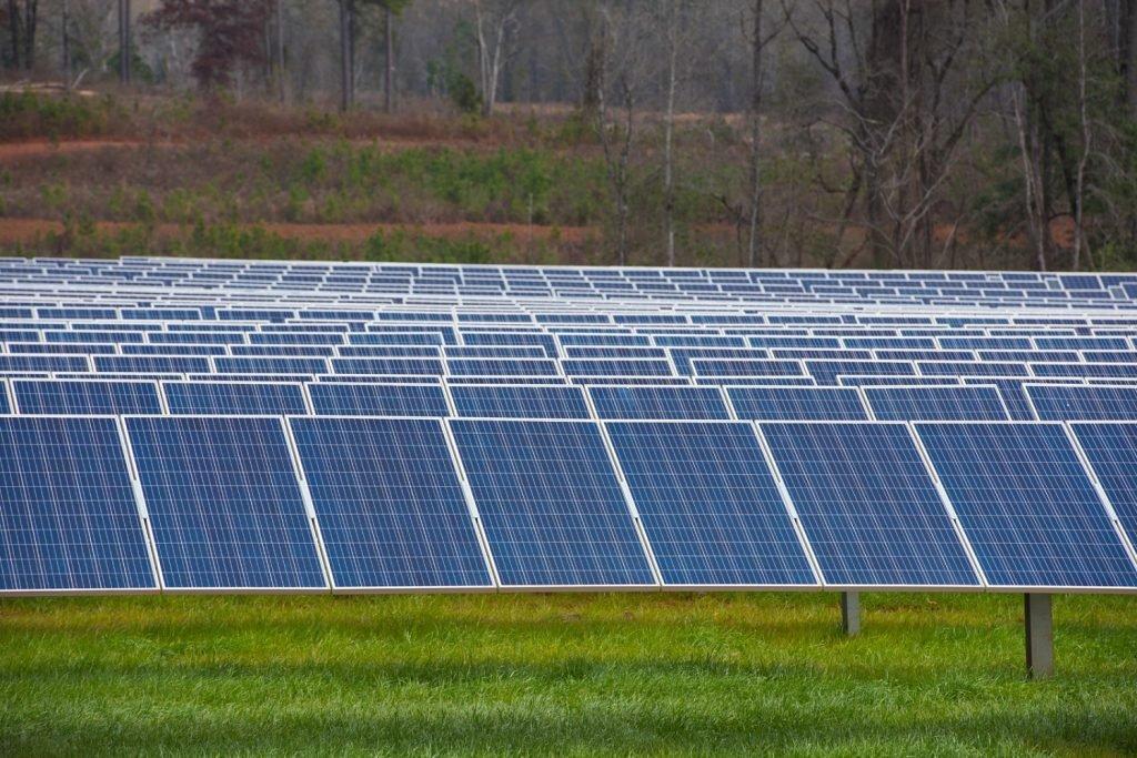 Big Alabama Solar Project Now Serving Walmart