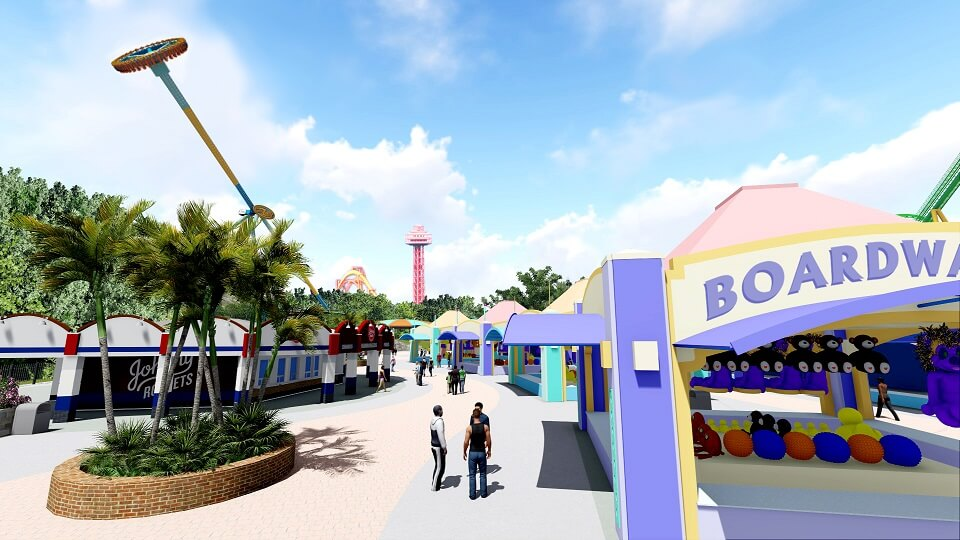 KBC Group NV Takes Position in Six Flags Entertainment Corp (SIX)