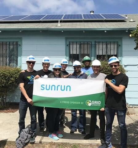 RUN) — Sunrun Inc (NASDAQ