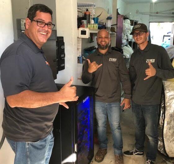 Duke Energy linemen return from Puerto Rico