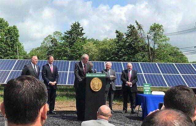 N.J. Governor Signs Landmark Bills To Create Community Solar, Mandate More Renewables