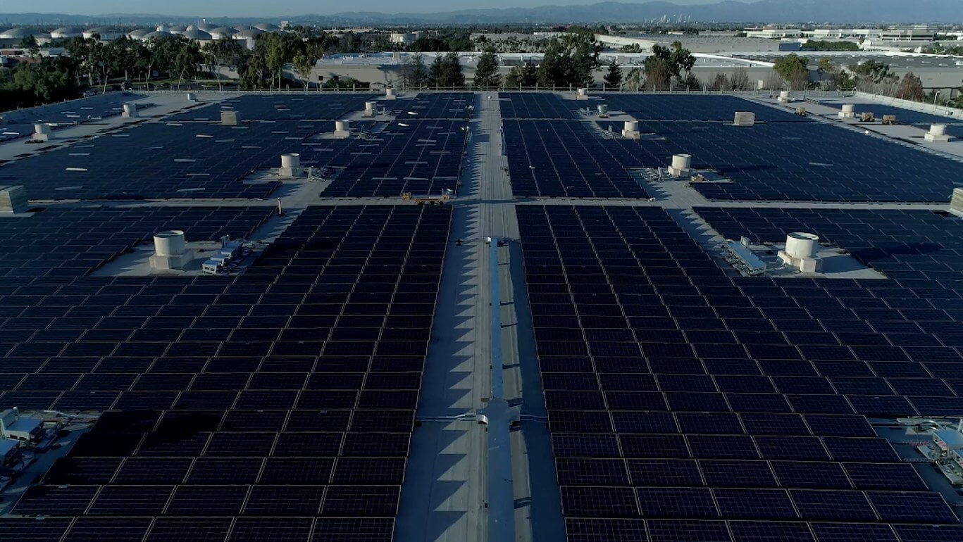A 2 MW Rooftop Solar Array Is Now Powering Hondas Southern California Campus American Honda Motor Co Inc