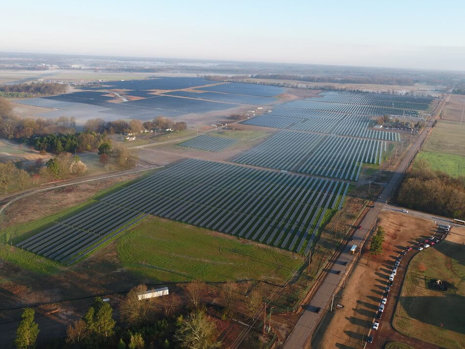 Largest solar industry ipo