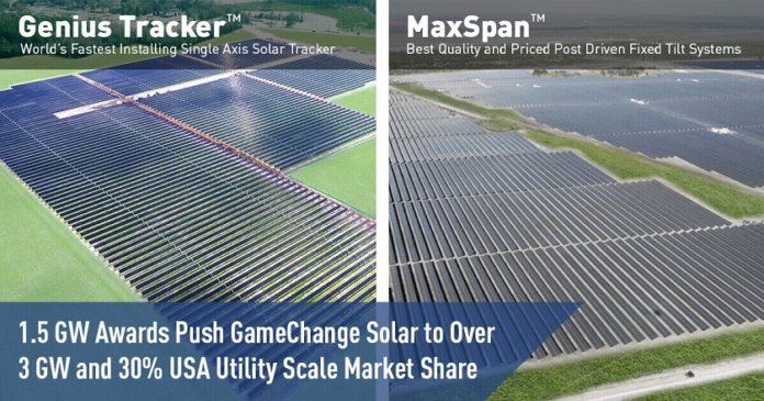 GameChange Solar Touts Major 2019 Progress - Solar Industry