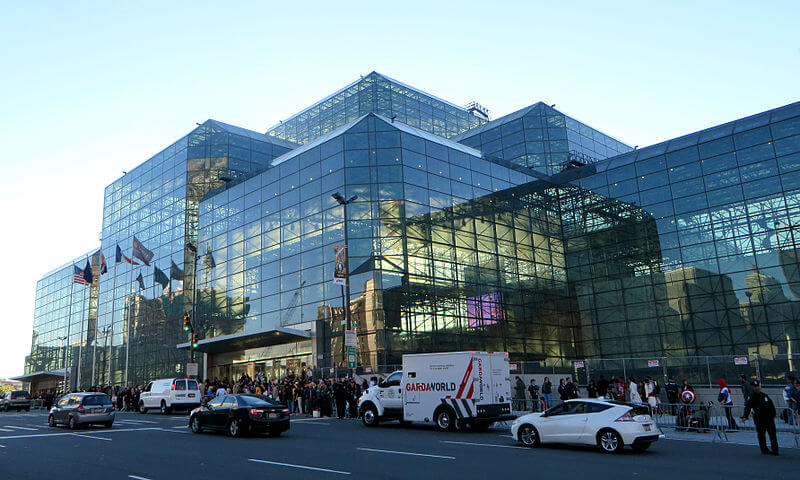 Siemens To Build 1 4 MW Solar Project Atop Javits Center In NYC