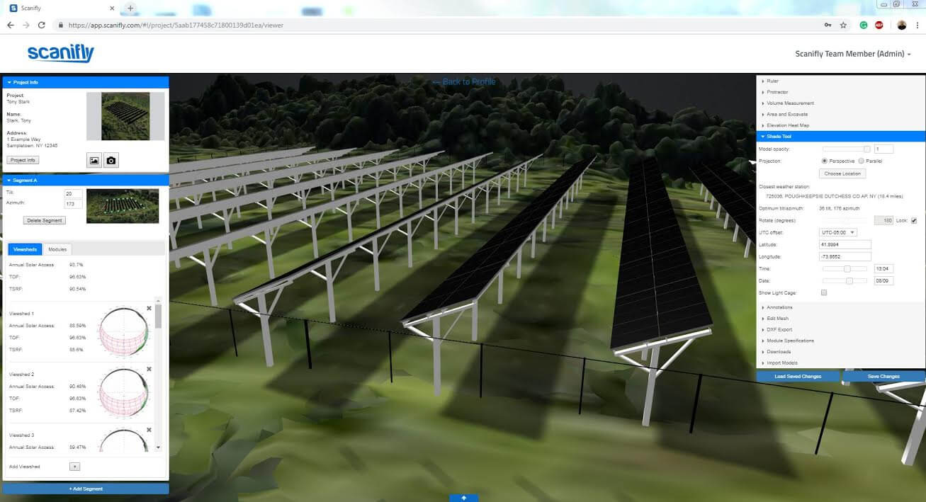 State Agencies Approve Scanifly Drone Software For Solar - Solar