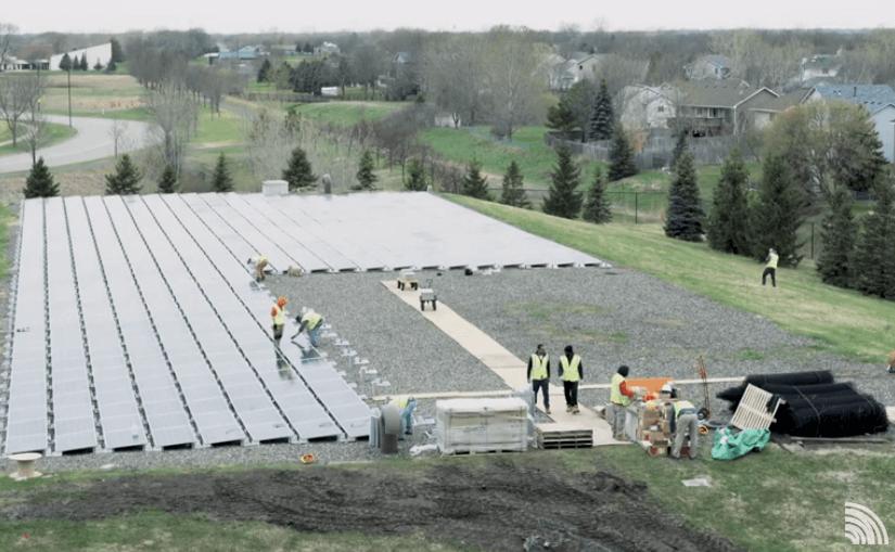 Solar Installed Across Brooklyn Park, Minn., Facilities