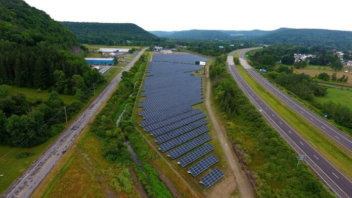 solar brownfield