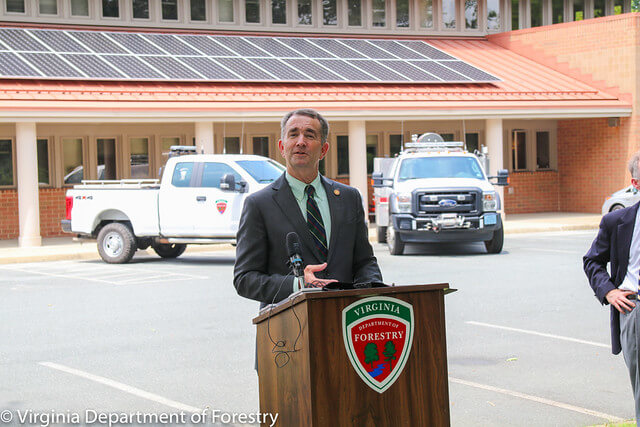 Virginia Lays Out Carbon-Free Power Plan With Solar, Wind Targets