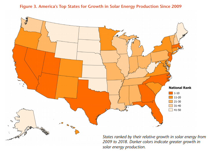 Report Highlights Dramatic U.S. Wind Growth Since 2009