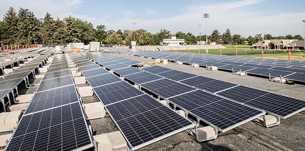 unc solar