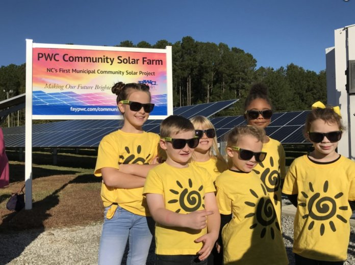 north carolina community solar