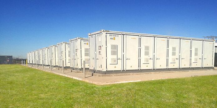 Sungrow Power energy storage
